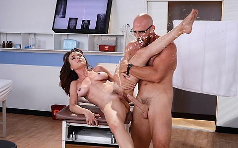 Johnny sins blind experiment